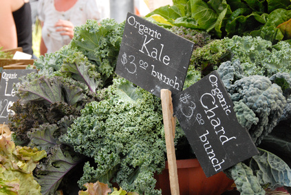 In naturopathic medicine leafy greens are vital to good health