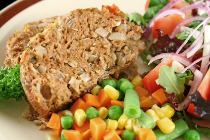 gluten free millet meatloaf
